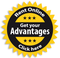 Rent online and get your advantage